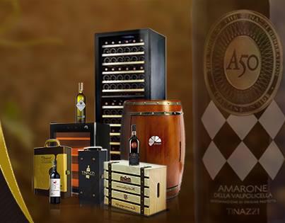 Phân phối và bán lẻ hộp, tủ, phụ kiện rượu vang